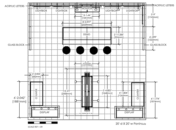 Floorplan Outline