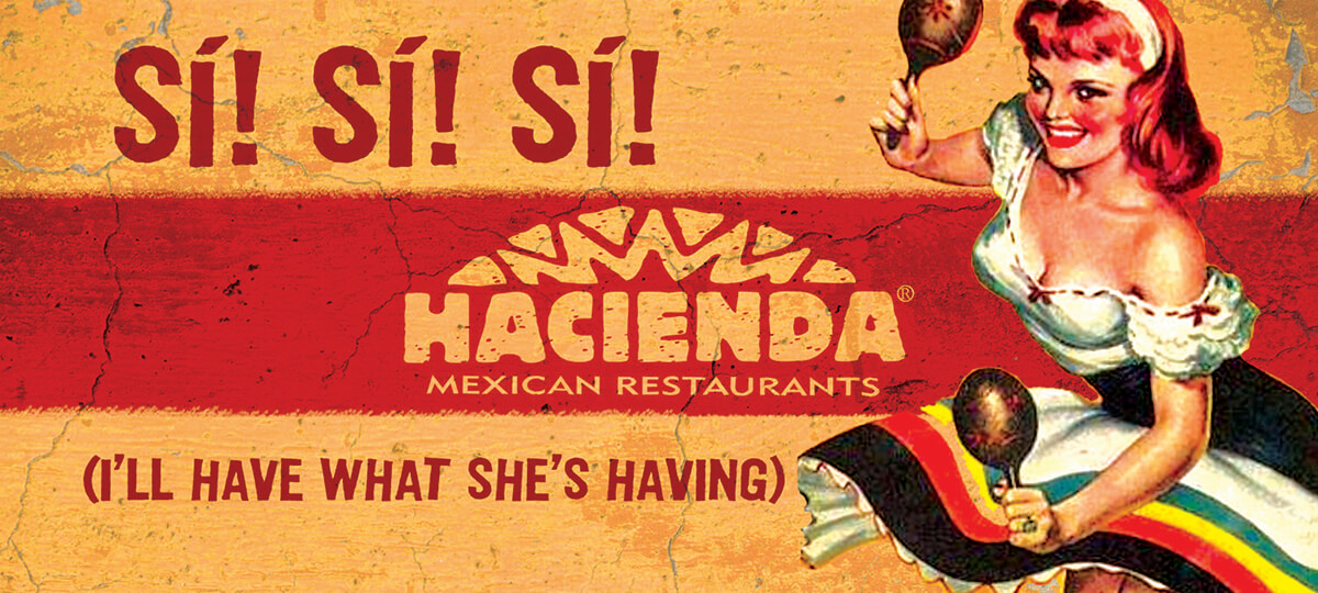 Si! Si! Si! (I'll Have What She's Having)